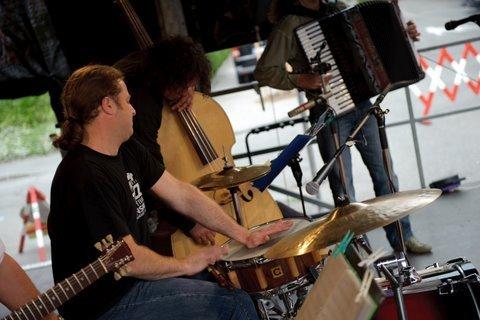 Jazz Compress live