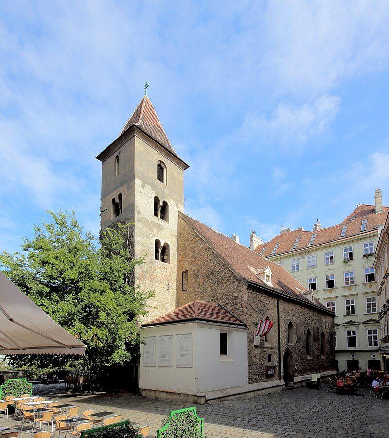 Ruprechtskirche Wien