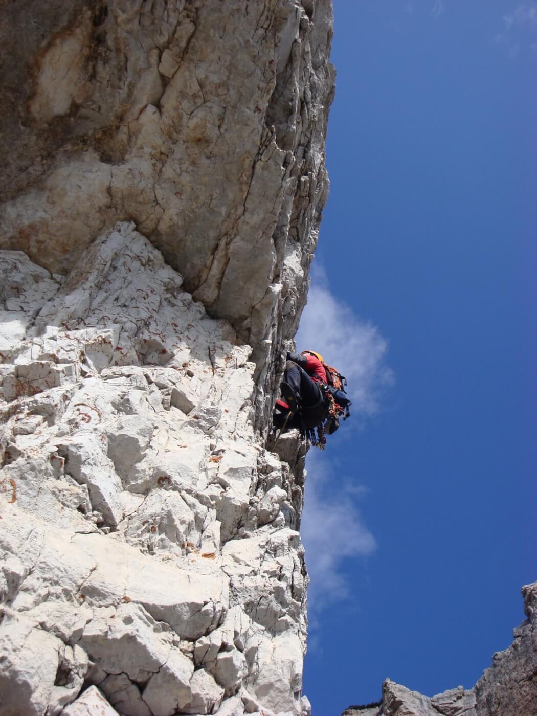 Fiameskante Dolomiten