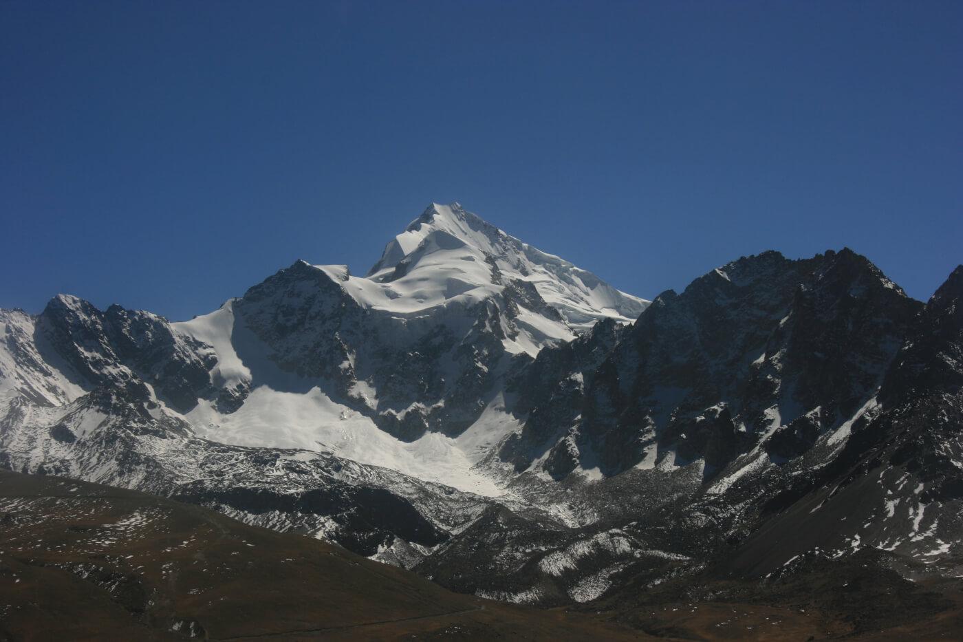Condoriri Bolivien
