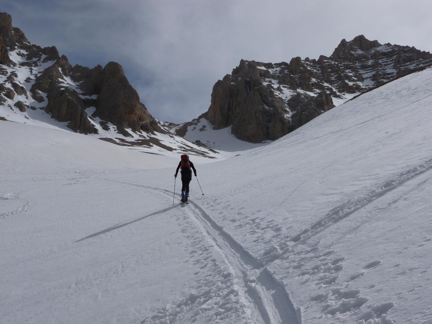 Schi-Touren im Taurusgebirge