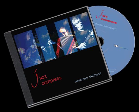 November Sunburst CD Cover