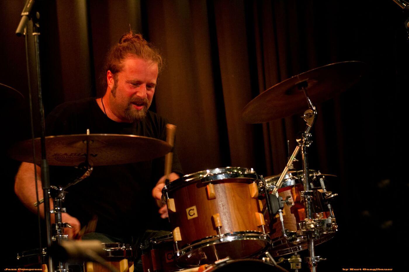 Markus Gruber - Jazz Compress
