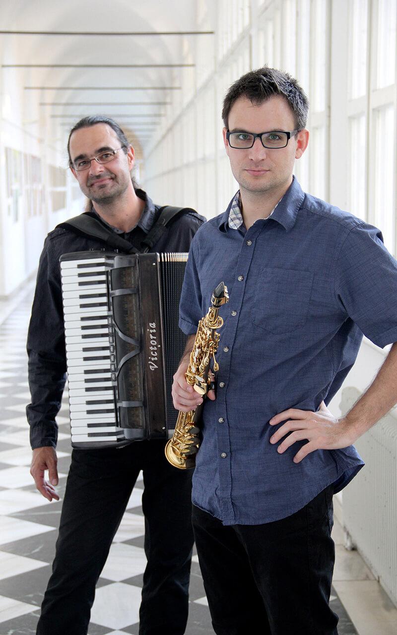 Duo Rudi Katholnig & Hans-Peter Steiner