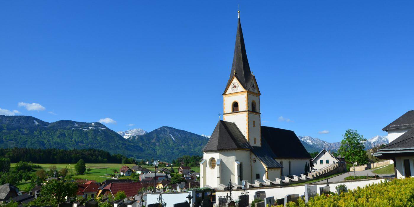 Pfarrkirche Köttmannsdorf